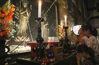 清水寺で千日詣り始まる、16日まで