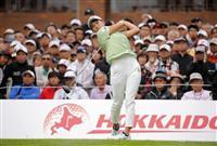 渋野9位浮上、ペが首位 meiji杯ゴルフ第2日