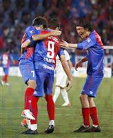 首位FC東京3連勝 J1、鹿島が2位浮上