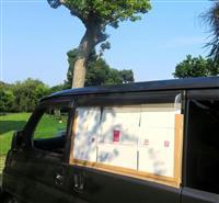 【ハイ檀です!】車窓によせて