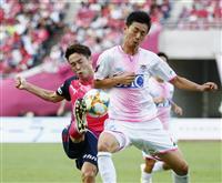 鳥栖、C大阪に逆転勝ち J1、湘南は磐田下す