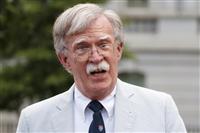 ボルトン氏が訪英へ 安保や経済を協議