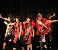 アラフォーアイドル、西日本豪雨の被災地支援