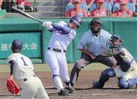 宇部鴻城が3回戦進出 全国高校野球選手権第7日