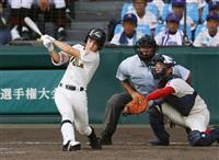 光星、宇部鴻城が3回戦へ 全国高校野球選手権第7日