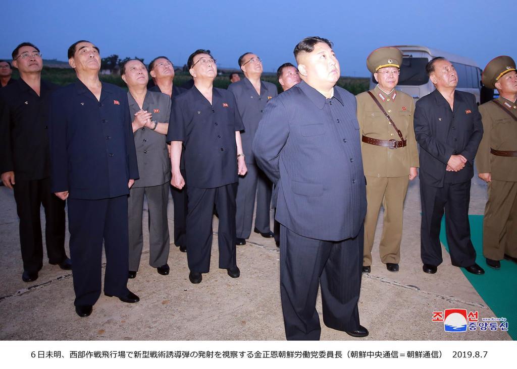【環球異見】北ミサイル連射 韓国紙「米韓の放任が許した北の横暴」 ワシントン・ポスト「…