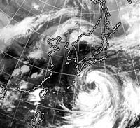超大型台風、西日本接近 13日から激しい雨に警戒