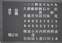 2度目の満員通知 夏の甲子園第8日
