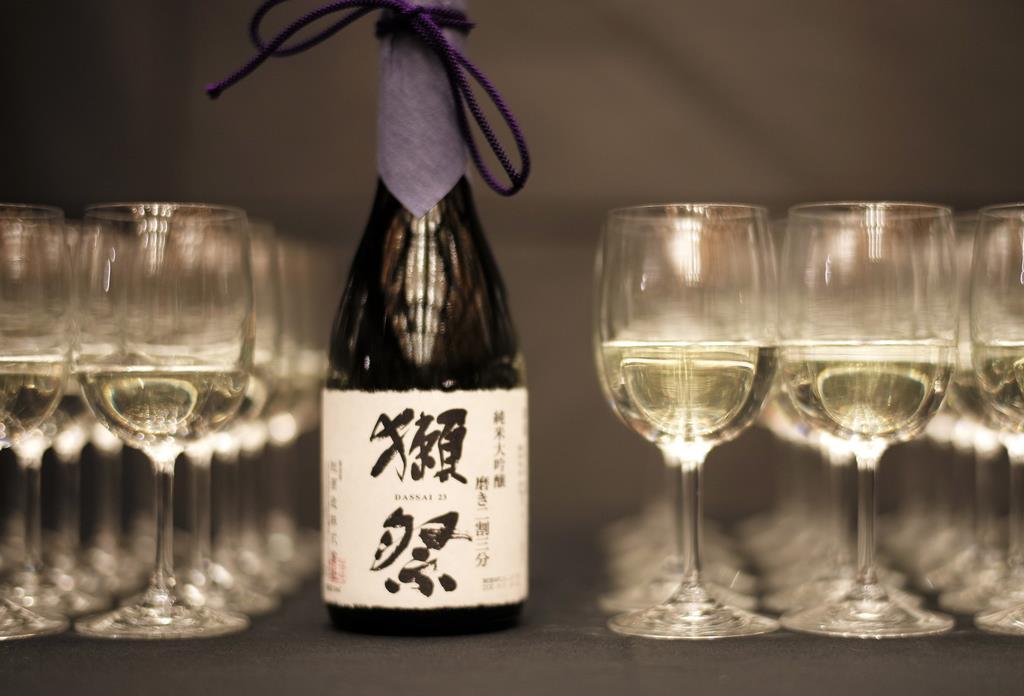 旭酒造の純米大吟醸酒「獺祭」