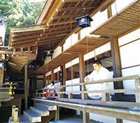 奈良でもお盆行事中止相次ぐ 台風10号接近で