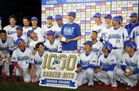 【プロ野球通信】「僕は本当に人に恵まれた」DeNA石川、プロ15年目で通算千安打