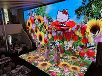 キティの世界体感を 淡路島にシアターレストラン 3D映像、華やかショー