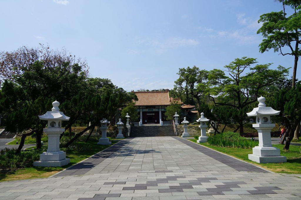ツアーで訪れる予定の高雄忠烈祠(旧高雄神社)