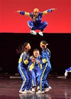 【日本高校ダンス部選手権】スモールクラスで福岡・柳川初優勝