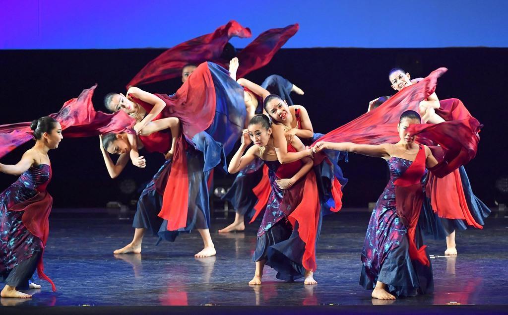 【日本高校ダンス部選手権】帝塚山学院が初優勝 ビッグクラス