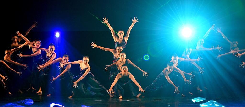 【日本高校ダンス部選手権】帝塚山学院 核のない平和な世界踊る