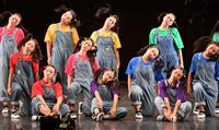 【日本高校ダンス部選手権】全国大会・スモールクラス 柏陵、おもちゃになりきり演技 千葉
