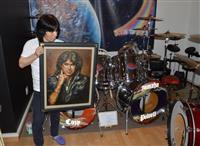 伝説のドラムヒーロー、コージー・パウエル博物館、岡山に誕生