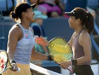 8強入りの大坂「戦う気持ちを持ち続けた」 テニス
