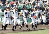 中京院中京、明石商が8強 全国高校野球選手権第10日