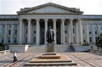 米国債保有で日本首位 2年ぶり中国抜き返す