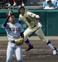 星稜が仙台育英に大勝 全国高校野球第12日