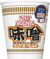 「カップヌードル 味噌」26日から販売再開へ