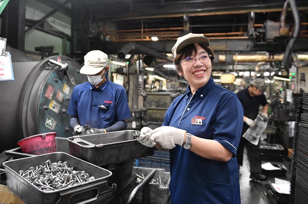 女性経営企業支援で「日本精機」が関西初認証 米国系多国籍企業から優先受注へ