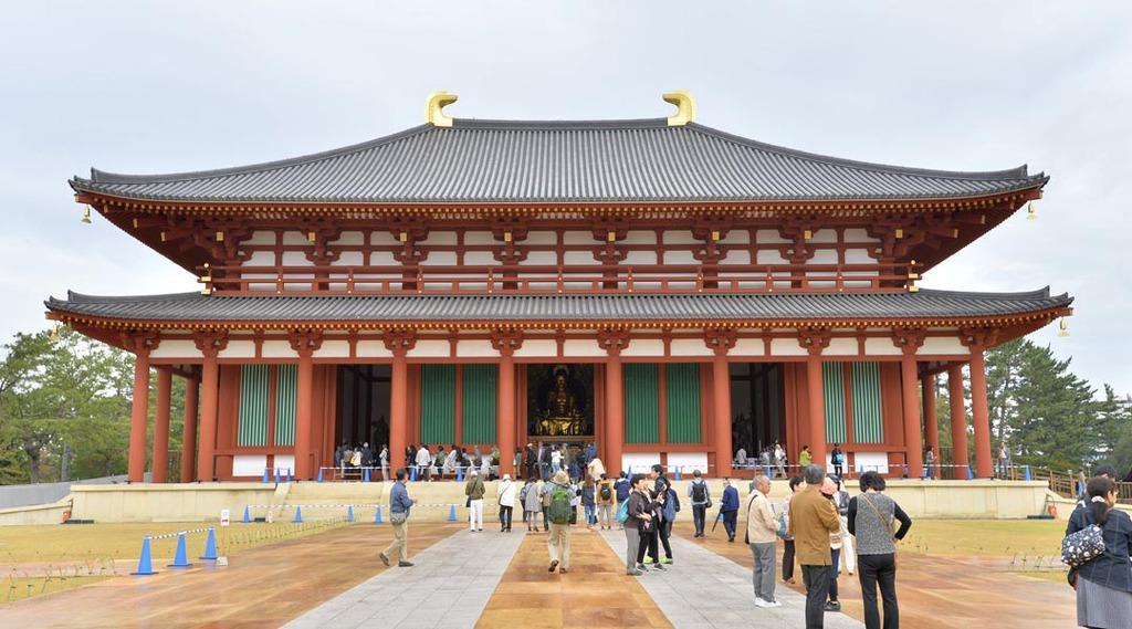興福寺で30年ぶりに貫首交代 森谷英俊副貫首 - 産経ニュース