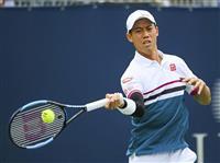 錦織は2つ下げ7位 男子テニスの19日付世界ランク