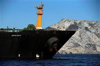 イランタンカー出航 英政府、米側の差し押さえ要求に応じず