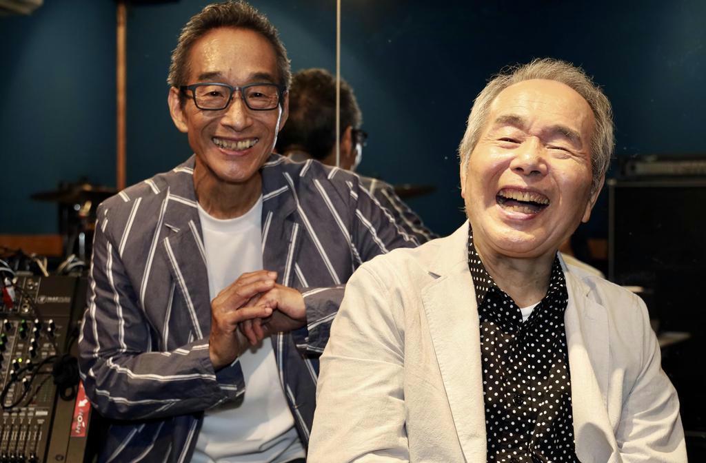 ビリー・バンバン50周年記念公演 兄弟で病越え歌い続ける
