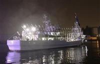サンマ漁の主力船が出港 北海道、漁獲は低調