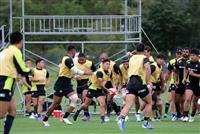 W杯開幕まで1カ月の日本代表「早く試合がしたい」