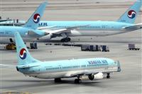 大韓航空が〝ドル箱〟日本路線を大幅縮小 収益低下で
