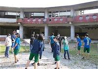 東日本大震災の被災地訪問 兵庫・豊岡の高校生ら