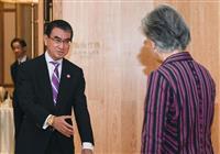 日韓外相会談は平行線 日本側「粛々と」 局長級政策対話も見通せず