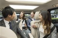 """【ビジネス解読】アプリで配車、乗り合いバス 次世代移動「MaaS」の""""落とし穴"""""""