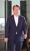 愛媛女子大生の誤認逮捕「大変な怒り」 国家公安委員長