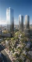 森ビル、東京で日本一の高層ビル 緑地と調和した街へ