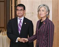 韓国、輸出厳格化対象の「レジスト」初搬入 日本政府が輸出許可