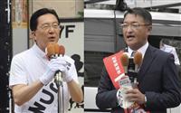 岩手県知事選告示、8年ぶりの選挙戦は現新一騎打ちへ