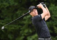 石川、67で首位発進 男子ゴルフ・長嶋茂雄招待セガサミー・カップ第1日