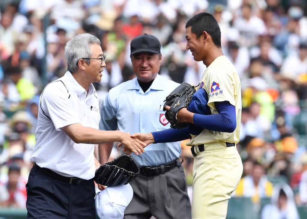 夏の甲子園決勝の始球式に元広島の達川さん 46年前に広島商で…