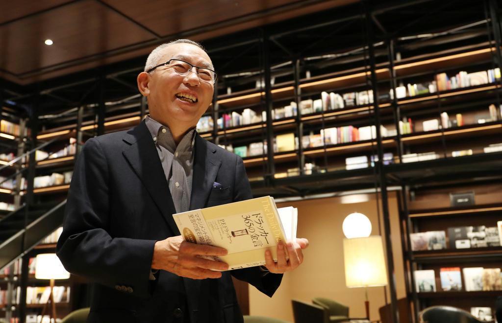 【話の肖像画】ファーストリテイリング会長兼社長・柳井正(70…
