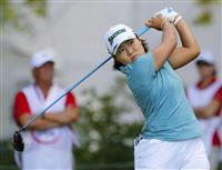 畑岡は4打差16位、横峯30位 米女子ゴルフ第1日