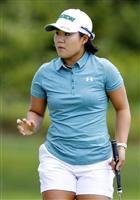 16位発進の畑岡「いいスタート切れた」 米女子ゴルフ