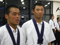 準優勝星稜が金沢へ 約700人集まり、歓声