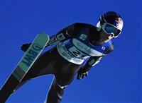 小林陵が圧勝 GPジャンプ男子白馬大会