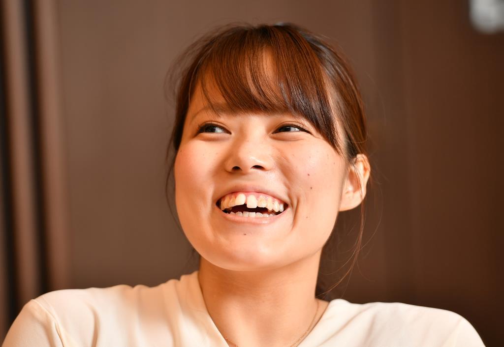 「東京パラは恩返しの舞台」 車いすバスケ女子、北間優衣の思い